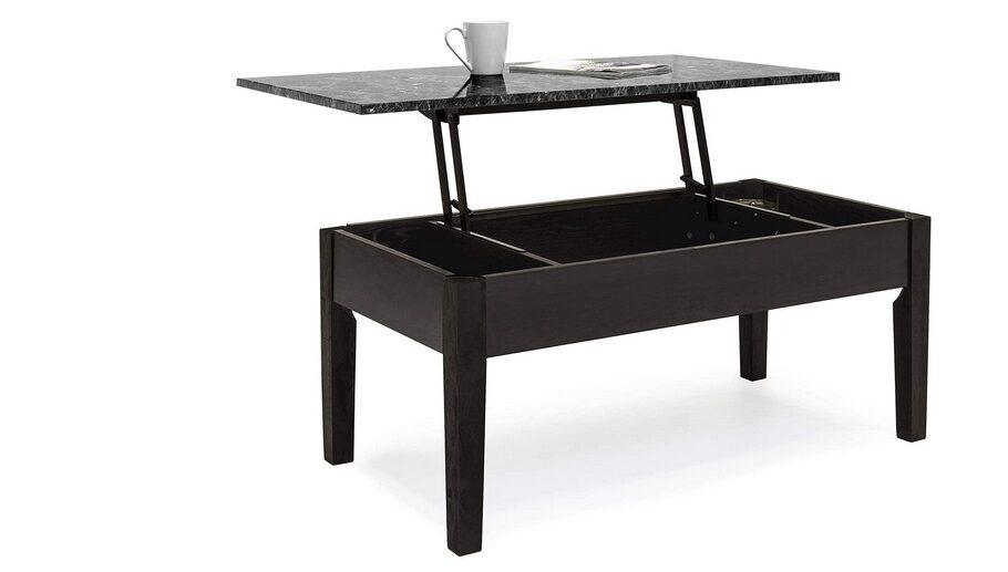 Black Lift Top Coffee Tables
