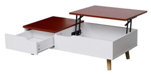 lft top coffee table with storage