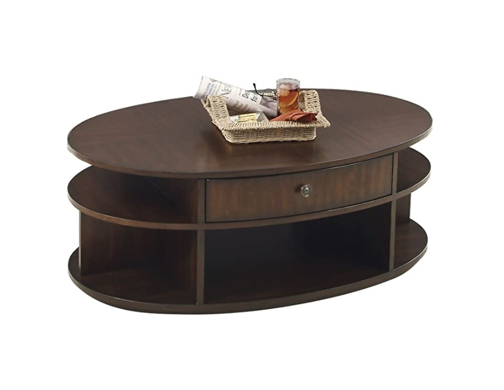 Oval Lift Top Coffee Tables